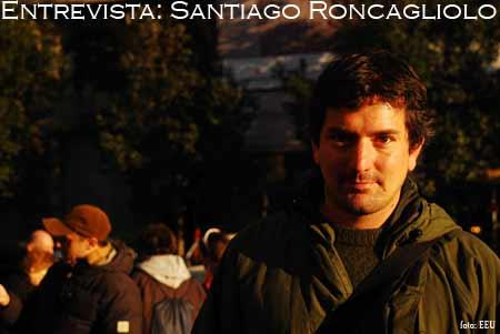 Entrevista: Santiago Roncagliolo